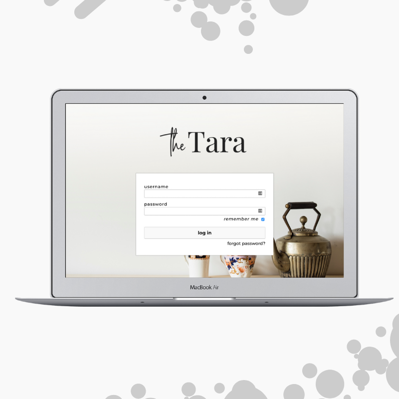 The Tara Effortless Website Kit by Sam Munoz Consulting, LLC https://effortlesswebkits.com/thetara